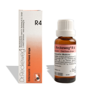 Homeopathy medicine R4 for loose motion, Diarrhea in Hindi