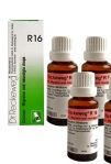 Migraine medicine Hindi, Migraine ka ilaj - Reckeweg R16 drops, sirdard