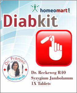 Sugar medicine in homeopathy for diabetes madhumeh