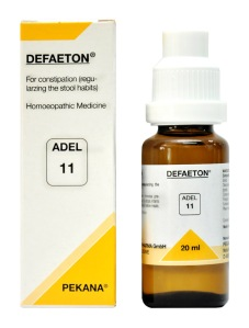 Adel 11 Defaeton Drops for Constipation in hindi kabj ki dawa