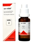 Adel 2 Apo-Ham Drops for Piles Hemorrhoids in hindi bavaaseer ki dawa