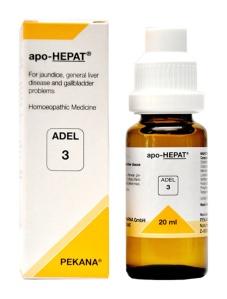 Adel 3 Apo-Hepat Drops Jaundice, Liver Disease, Gall bladder problems in hindi peeliya. yakrt ke saamaany rog evan pittaashay kee samasyaen ki dawa