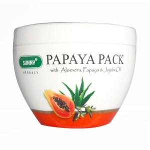 Bakson papaya pack in hindi