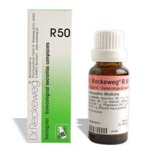 R50 Homeopathy medicine in Hindi, Stree vikoron ki dawa