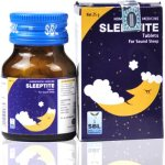 SBL Sleeptite tablets for insomnia in hindi anidra ki dawa