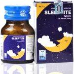 SBL Sleeptite tablets for insomnia in hindi anidra ki dawa