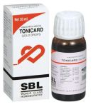 sbl-tonicard gold drops for heart problems in hindi hriday rog ki dawa