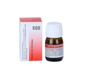 r88 drops in hindi for viral infection fever flu, Sore throat, Runny nose, stomach flu