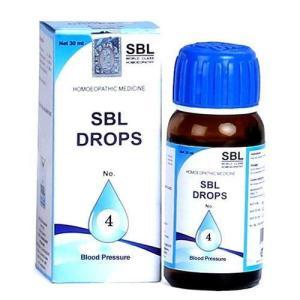 SBL-Drops-No.-4-in Hindi rakt chap ki dawa