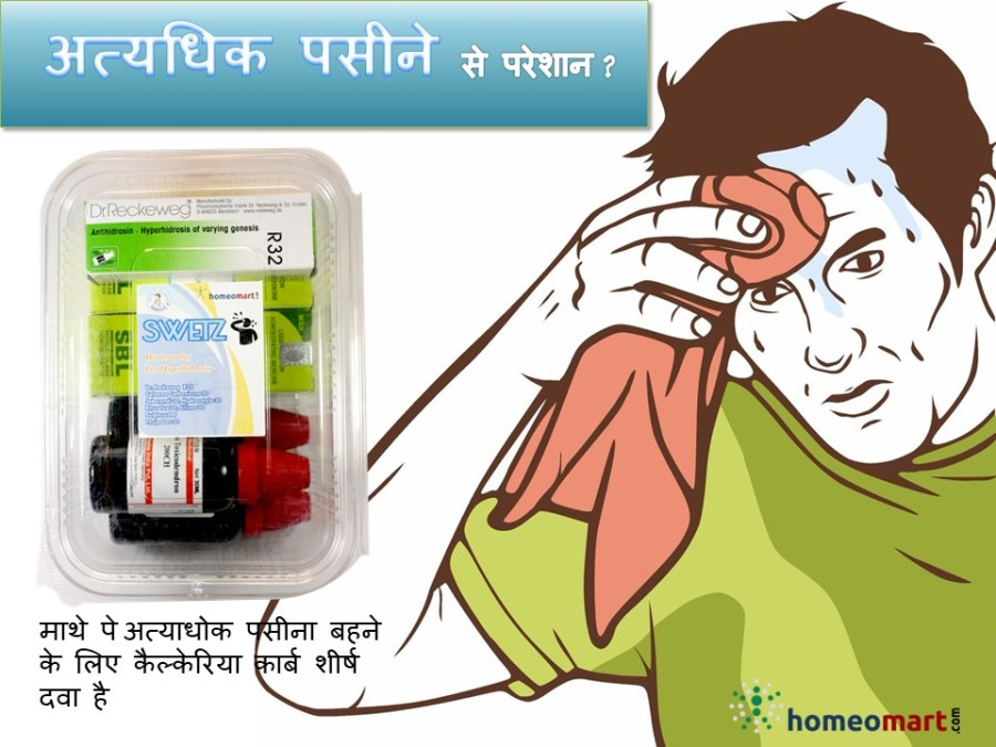 hyperhidrosis excessive sweat treatment in hindi
