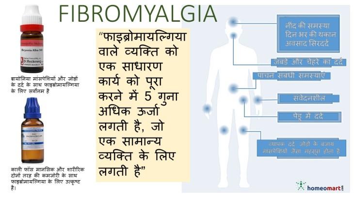 fatigue fibromyalgia weakness mhomeopathy medicines in hindi